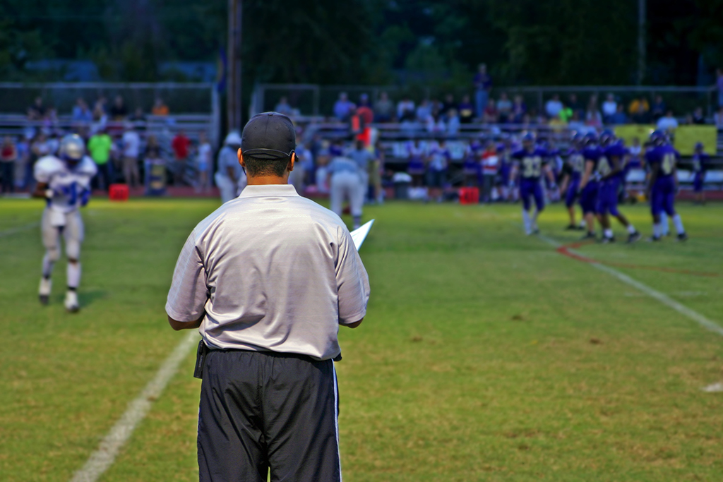using analytics for high school football